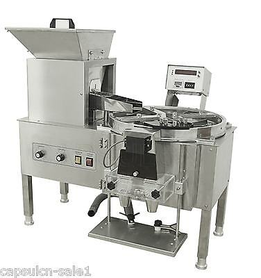 110V YL-2 Automatic granule / pallet /Capsule Counting Machine 1000-2000 pcs/min