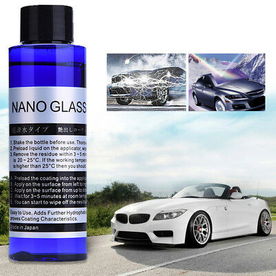 100ML Car Polish Nano Hydrophobic Glass Coating Protecting Liquid Ceramic Coat