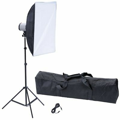 "Photo Studio Studio Softbox Reflector 20"" x 28"" w/120W Studio Strobe Flash Light"
