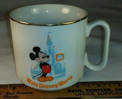 Walt Disney Productions Mickey Mouse Coffee Mug