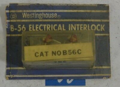 Westinghouse B-56 B56C Electrical Interlock - New