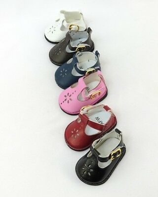 """Mary Janes ~~ Shoes to fit 18"""" American Girl type dolls"""