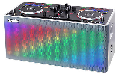 Gemini MIX2GO - All-In-One DJ System