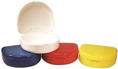 Retainer Box Asst Colors  12/pack [2098-Md]