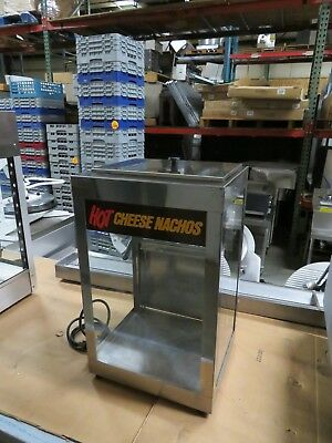 Server Tortilla Nacho Chip Holder Unit  Model Cs - Free Shipping!!