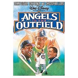 1994 Angels In the Outfield Glover Lloyd Disney Family Sports Baseball NEW DVD