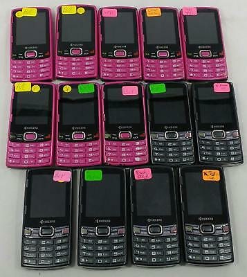 Lot of 14 Kyocera Verve S3150 Sprint QWERTY keyboard Cellphone BULK 250