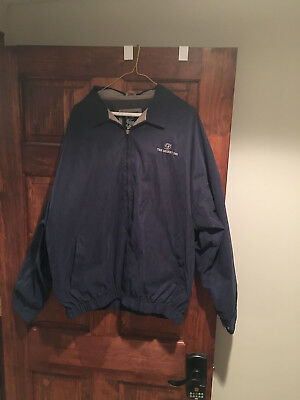 Vintage Desert Inn Las Vegas Men's XL Jacket Blue Used