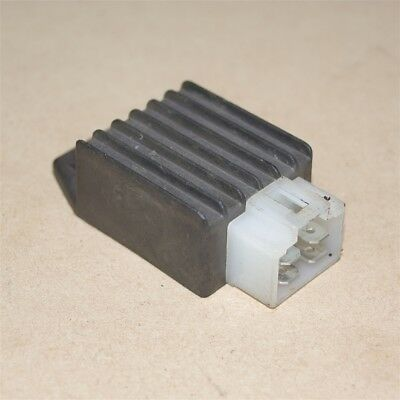 Used 4 Pin Reg Rec Regulator Rectifier for a VMoto Monza 50cc Scooter