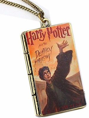 Harry Potter Deathly Hallows Metal Alloy Necklace