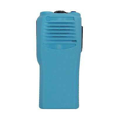 Blue Replacement Repair case Housing cover for Motorola CP200 Handheld  Radio