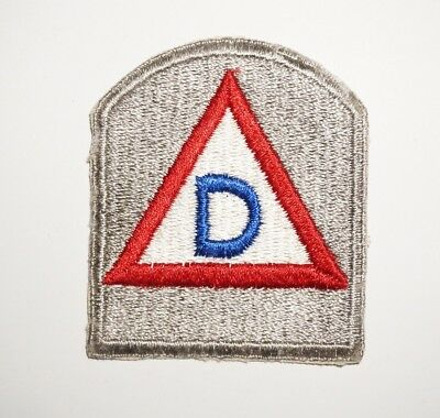 39th Infantry Division Patch WWII US Army P5786