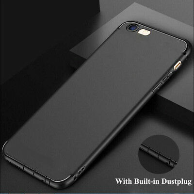 For Apple iPhone X 8 Plus Silicone Case 3D Liner Pattern Shockproof Armor Cover
