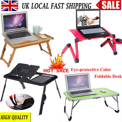 Adjustable Portable Laptop Lazy Table Stand Lap Sofa Bed Tray 9 Styles Free Ship