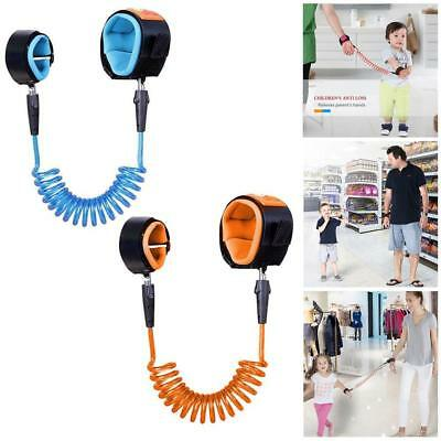Toddler Baby Kid Safety Harness Hand Belt Anti-lost Walking Strap Wrist Leash ☪R