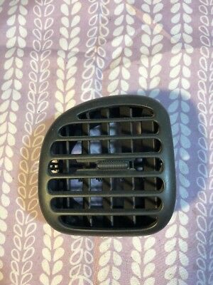 98-01 Dodge Ram Truck Dash Heater Vent Passenger Dark Gray 1500-3500 Pickup