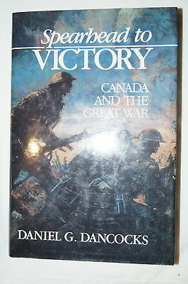 WW1 CEF Canadian Canada And The Great War Reference Book