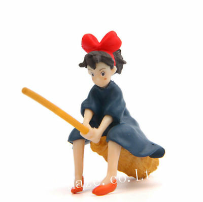 Service Kiki Figure Studio Ghibli Kiki's Delivery Toy Statue Home Decor