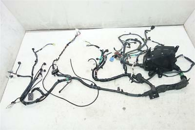 2011 Toyota Sienna LE V6 Headlight Engine Bay Wiring Wire Harness 82111-08870