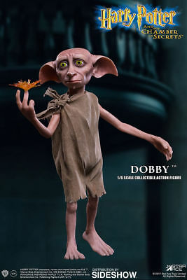 Star Ace - Dobby - Harry Potter - scale as Hot Toys Sideshow
