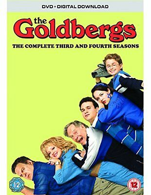 The Goldbergs - Season 3 and 4 [DVD][Region 2]