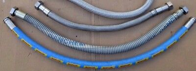 """1.5"""" Rubber Brewery Hoses Fittings RJT  Triclover Triclamp"""