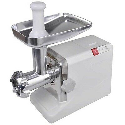 Electric Meat Grinder Stainless Steel Grinders Best Butcher Kitchen Commercial