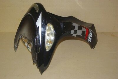 Used Front Lower Panel, Park Light And Indicators For a MCI Riviera 50cc Scooter
