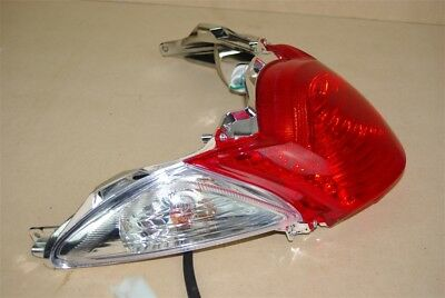 Used Tail Light Assembly for a VMoto Milan2 50cc Scooter