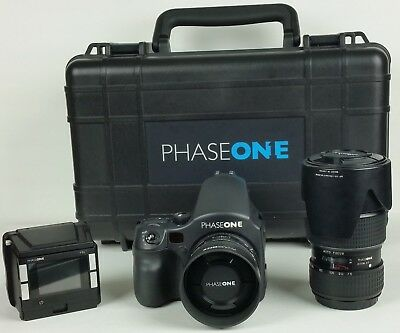 Phase One P65+ M-mount (3434 shutter), P1 645AF body, 80mm f/2.8, 75-150mm f/4.5