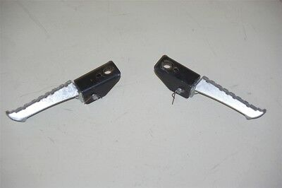 Used Left Hand And Right Hand Foot Pegs For a MCI City 50cc Scooter