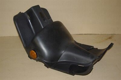 Used Inner Leg Shield Cover For a MCI City 50cc Scooter