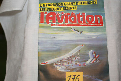 le fana de l'aviation-n°176-Blackbird 3°-Douglas DC2-7/84