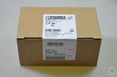 PHÖNIX CONTACT 2862835, IB IL 24 DI 32/HD-PAC, Inline terminal - NEW