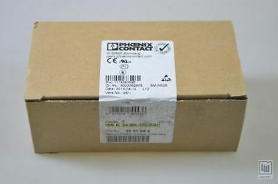 PHÖNIX CONTACT 2861580, IBS IL 24 BK-T/U-PAC, bus coupler - NEW