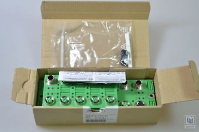 PHOENIX CONTACT 2736385, FLS IB M12 DIO 8/8 M12, I/O device - NEW