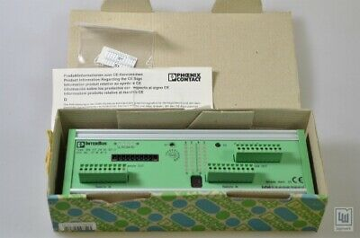 PHOENIX CONTACT 2719470, IBS CT 24 IO GT-T, coupling module - MINT CONDITION