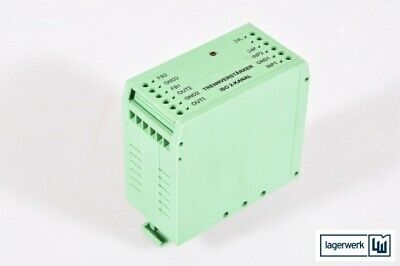 PHOENIX CONTACT UEGM, Isolation Amplifier, ISO 2-Channel