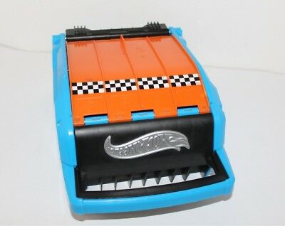 Hot Wheels Travel Storage Case With Track