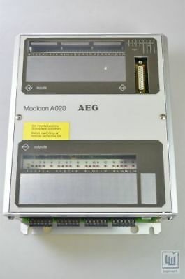 AEG A020/E/24V / A020E24V, 7628 ..., Modicon SPS Logistat - NEW