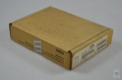 AEG, ADU 205/AS-BADU-205, analog input - Neu / New