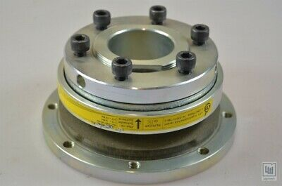 KTR Ruflex Gr.3, torque limiter with clamping setting
