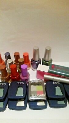Collection 2000, Bourjois, W7, Miss Sporty & Models Prefer Job Lot 24 Items