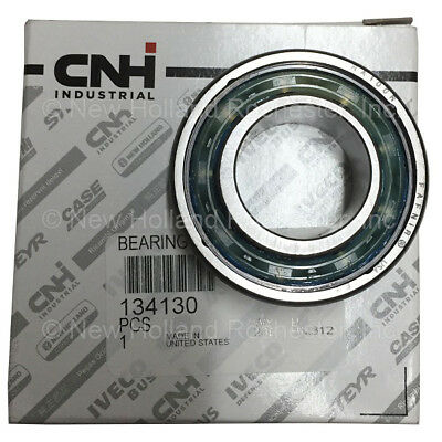 New Holland Ball Bearing 25.4mm ID x 52mm OD x 15mm W Part # 134130 for Haytools
