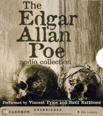 Edgar Allan Poe Audio Collection by Edgar Allan Poe 9780062188496