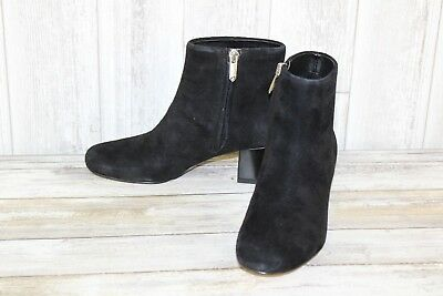 7b9f3caf7 SAM EDELMAN OLETTE High Heel Suede Ankle Boots - Women s Size 5.5 M ...