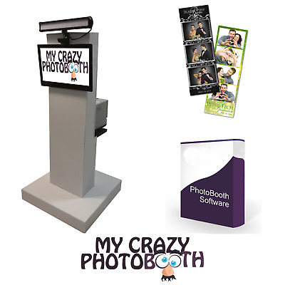 New Crazy Portable Photo Booth For Weddings, Parties, Celibrates