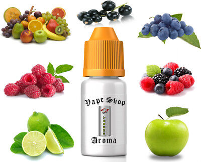E Liquid Aroma ENERGY DRINK Blueberry Himbeer Apfel Limette Waldfrucht Früchte