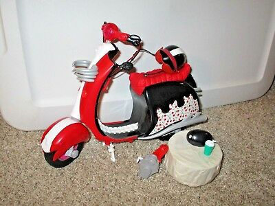 MONSTER HIGH Ghouila Scooter EUC