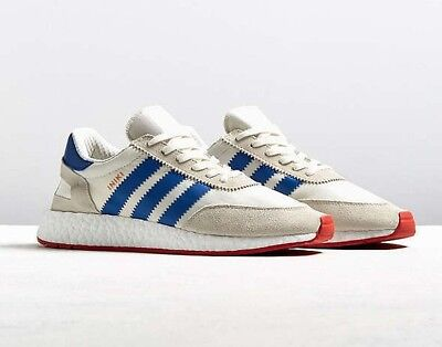 Adidas Iniki Runner Pride of the 70s White Blue Red OG BB2093 Running Shoes acfd20c3ae87